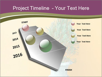 Green plants PowerPoint Templates - Slide 26
