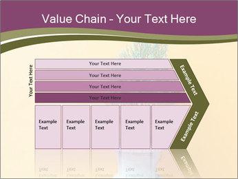 Green plants PowerPoint Templates - Slide 27