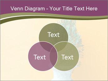 Green plants PowerPoint Templates - Slide 33