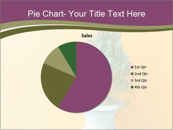 Green plants PowerPoint Templates - Slide 36
