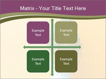 Green plants PowerPoint Templates - Slide 37