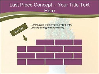 Green plants PowerPoint Templates - Slide 46
