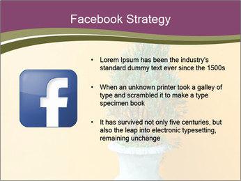 Green plants PowerPoint Templates - Slide 6