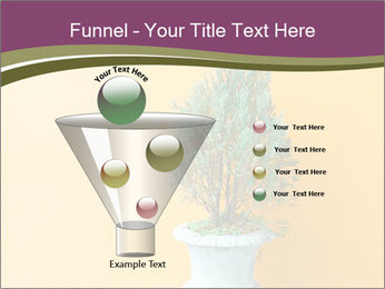 Green plants PowerPoint Templates - Slide 63
