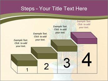 Green plants PowerPoint Templates - Slide 64