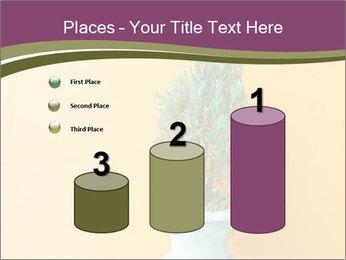 Green plants PowerPoint Templates - Slide 65