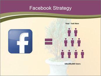Green plants PowerPoint Templates - Slide 7