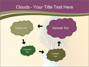 Green plants PowerPoint Templates - Slide 72