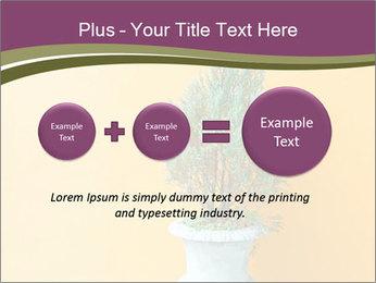 Green plants PowerPoint Templates - Slide 75