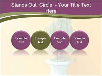 Green plants PowerPoint Templates - Slide 76