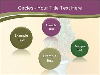 Green plants PowerPoint Templates - Slide 77