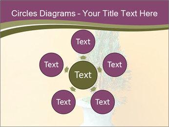 Green plants PowerPoint Templates - Slide 78