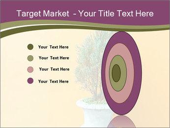 Green plants PowerPoint Templates - Slide 84