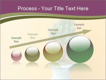 Green plants PowerPoint Templates - Slide 87