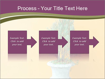 Green plants PowerPoint Templates - Slide 88
