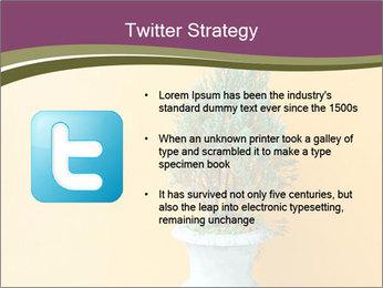 Green plants PowerPoint Templates - Slide 9