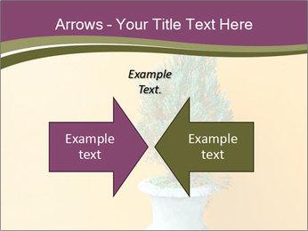 Green plants PowerPoint Templates - Slide 90