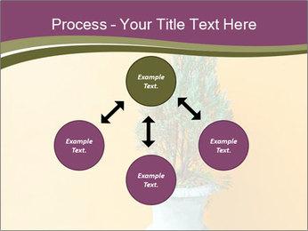 Green plants PowerPoint Templates - Slide 91