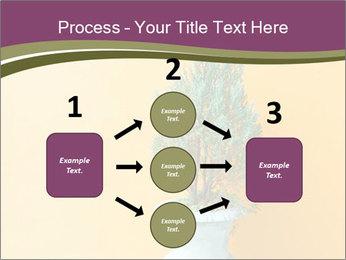 Green plants PowerPoint Templates - Slide 92