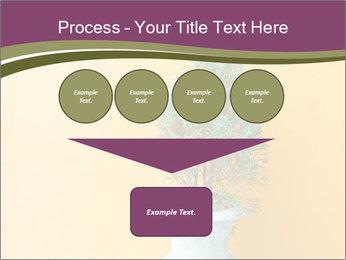 Green plants PowerPoint Templates - Slide 93