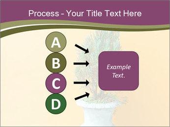 Green plants PowerPoint Templates - Slide 94
