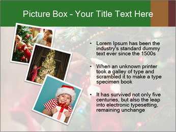 Child hanging decorative toy PowerPoint Templates - Slide 17