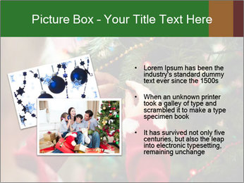 Child hanging decorative toy PowerPoint Templates - Slide 20