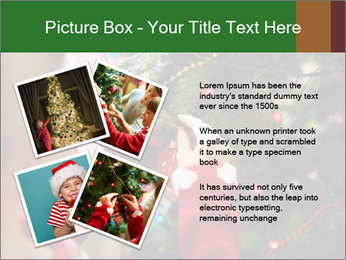Child hanging decorative toy PowerPoint Templates - Slide 23