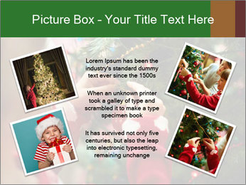 Child hanging decorative toy PowerPoint Templates - Slide 24