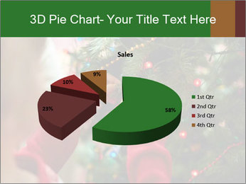 Child hanging decorative toy PowerPoint Templates - Slide 35
