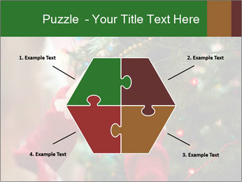 Child hanging decorative toy PowerPoint Templates - Slide 40