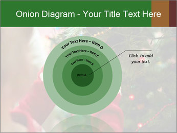 Child hanging decorative toy PowerPoint Templates - Slide 61