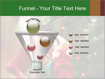 Child hanging decorative toy PowerPoint Templates - Slide 63