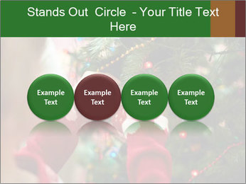 Child hanging decorative toy PowerPoint Templates - Slide 76