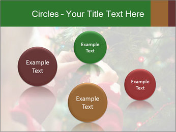 Child hanging decorative toy PowerPoint Templates - Slide 77