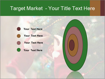 Child hanging decorative toy PowerPoint Templates - Slide 84