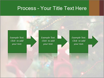 Child hanging decorative toy PowerPoint Templates - Slide 88