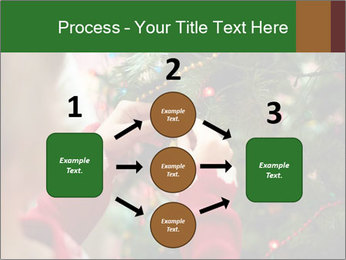 Child hanging decorative toy PowerPoint Templates - Slide 92