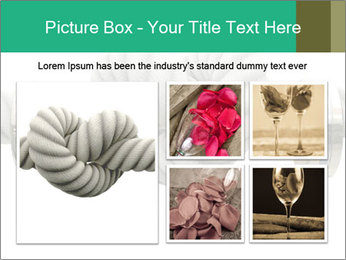 A coarse rope PowerPoint Template - Slide 19