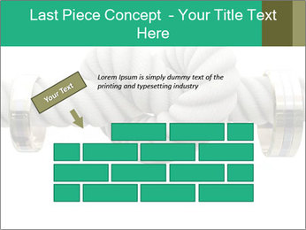 A coarse rope PowerPoint Template - Slide 46