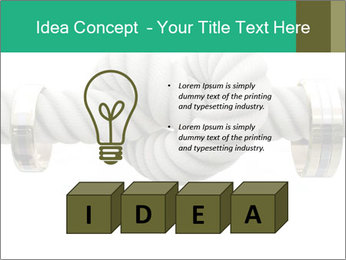 A coarse rope PowerPoint Template - Slide 80