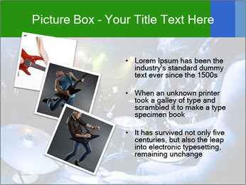 Performances of the musicians PowerPoint Templates - Slide 17