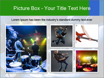Performances of the musicians PowerPoint Templates - Slide 19
