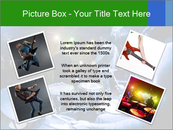 Performances of the musicians PowerPoint Templates - Slide 24