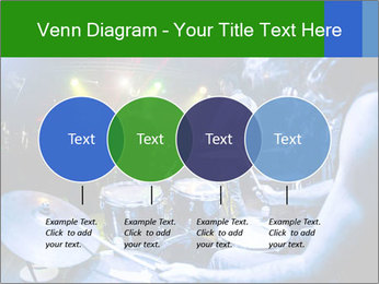 Performances of the musicians PowerPoint Template - Slide 32