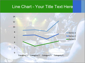 Performances of the musicians PowerPoint Template - Slide 54