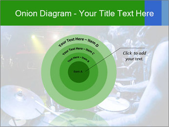 Performances of the musicians PowerPoint Template - Slide 61