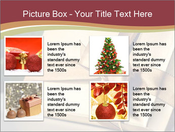 Christmas gift PowerPoint Templates - Slide 14