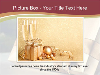 Christmas gift PowerPoint Templates - Slide 15