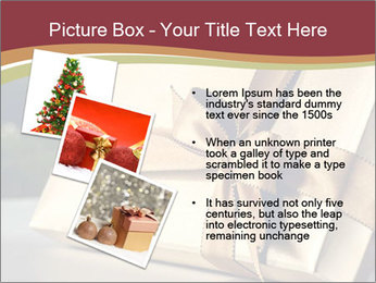 Christmas gift PowerPoint Templates - Slide 17